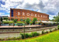 Brookland Washington DC Neighborhood