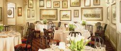 1789 Georgetown Restaurant Inside