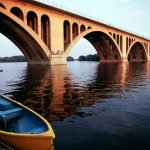 Georgetown Waterfront Bridge DC