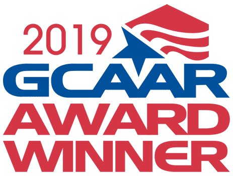 GCAAR Real Estate Agent Award