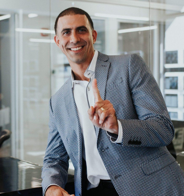 Ben Nash of The ONE Street Company | Washington DC, MD, VA Realtor
